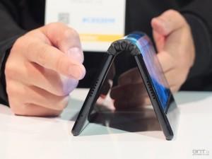 ecran-smartphone-pliable